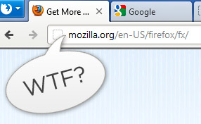 HTTP Prefix Missing in Firefox 7